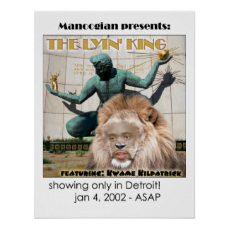 Rey Poster de Kwame Lyin