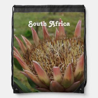 Rey Protea surafricano Mochila