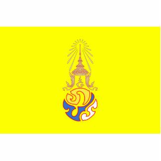 Rey Rama IX Tailandia Escultura Fotografica