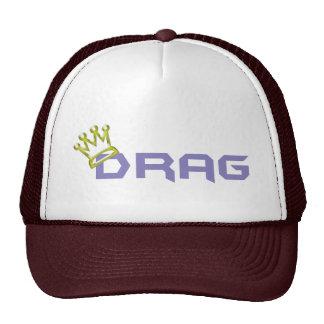Rey/reina de la fricción gorra