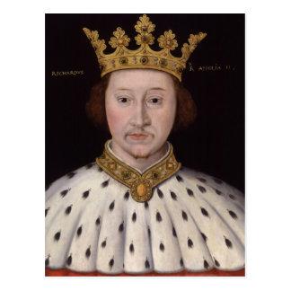 Rey Richard II de Inglaterra Postales