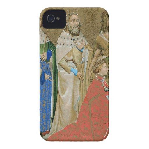 Rey Richard II - díptica de Wilton Carcasa Para iPhone 4 De Case-Mate
