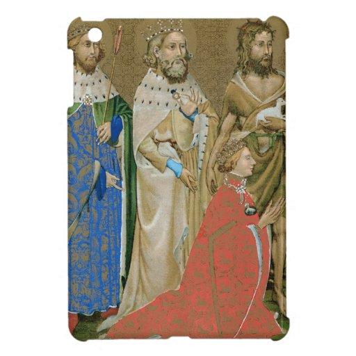 Rey Richard II - díptica de Wilton iPad Mini Protectores