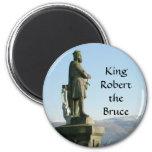Rey Roberto de Escocia Stirling el Bruce Imanes