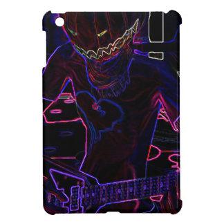Rey Rocks Guitar de la calabaza de Halloween