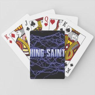 Rey Saint Cards Cartas De Póquer