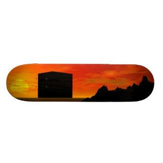Rey Skateboard Deck Design del drama por CricketDi Patín Personalizado