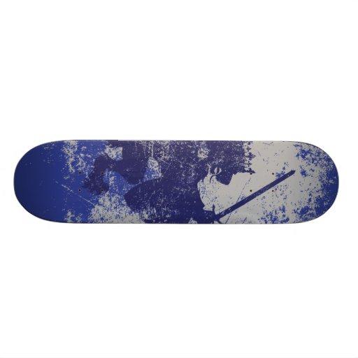 Rey Skateboard del león del Grunge Patín