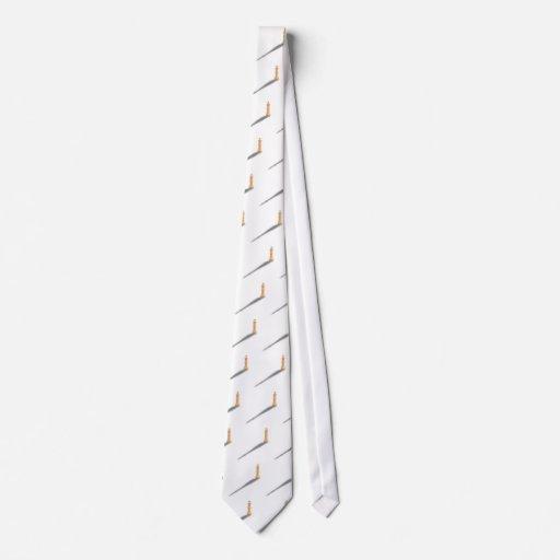 Rey solitario corbata personalizada