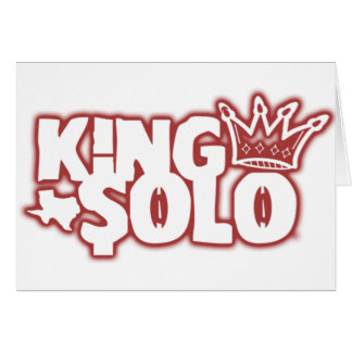 Rey Solo Prequel Tarjeta