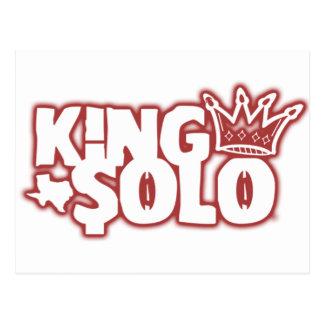 Rey Solo Prequel Tarjeta Postal
