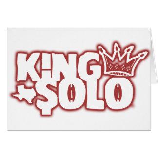 Rey Solo Prequel Tarjeton