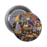 Rey Solomon By Persischer Meister Pin Redondo 5 Cm