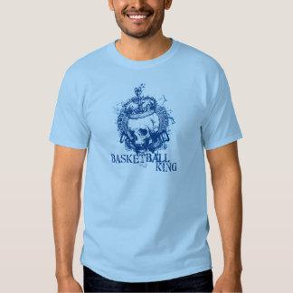 Rey T-shirts del baloncesto Camisas