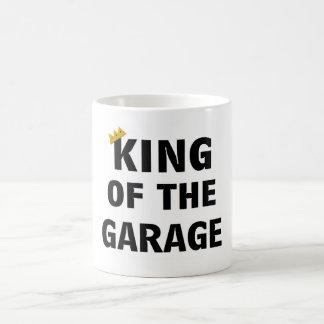 """Rey taza del garaje"""