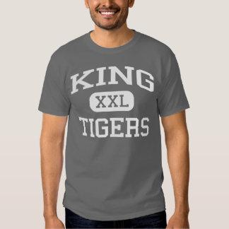 Rey - tigres - joven - puerto Michigan de Benton Remeras