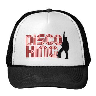 Rey Trucker Hat del disco Gorro De Camionero