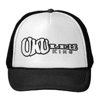 Rey Trucker Hat del Ukulele Gorro
