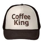 Rey Truckers Style Hat del café Gorro