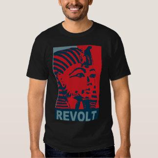 Rey Tut - egipcio Revoltion 2011 Poleras