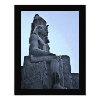 Rey Tut en Karnak Fotografía