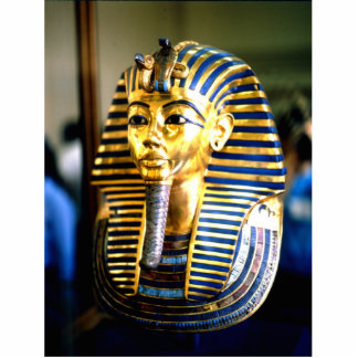 Rey Tutankhamun Esculturas Fotográficas