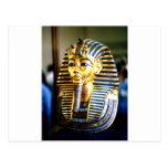 Rey Tutankhamun Tarjeta Postal