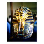 Rey Tutankhamun Tarjetas Postales