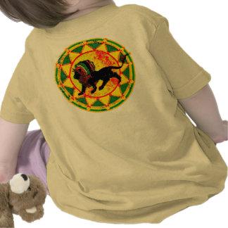 Rey Vintage de Jah Camiseta
