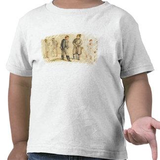 Rey Vittorio Manuel II Camisetas