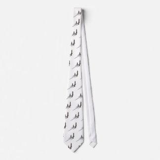 Rey y dos empeños corbatas personalizadas