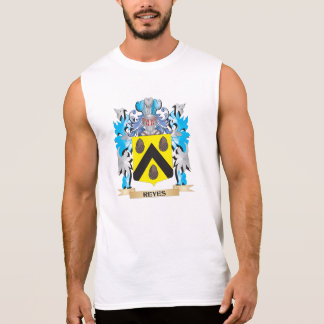 Reyes- Coat of Arms - Family Crest Sleeveless T-shirts