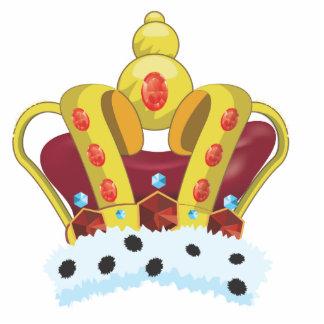 Reyes Crown Fotoescultura Vertical