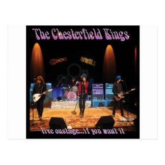 Reyes de Chesterfield Tarjeta Postal