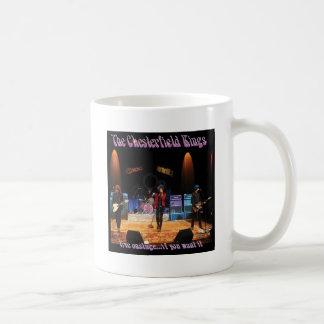 Reyes de Chesterfield Taza De Café
