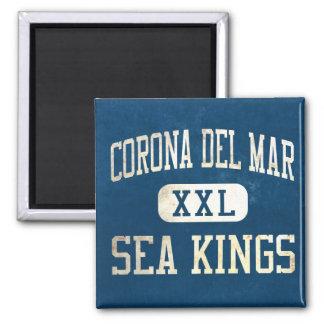 Reyes de mar de Corona del Mar atletismo Imán Cuadrado