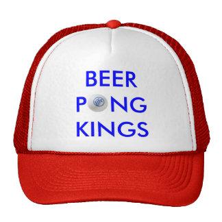 Reyes de Pong de la cerveza Gorro