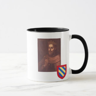 Reyes de Portugal*, #4 Taza