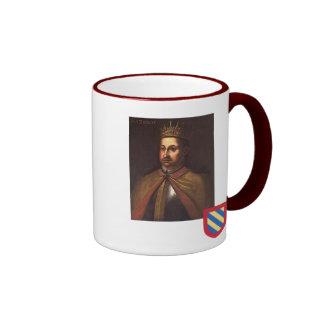 Reyes de Portugal, * taza #3