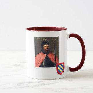 Reyes de Portugal*, taza #5