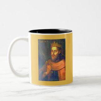 Reyes de Portugal*, taza de Sancho II (4)