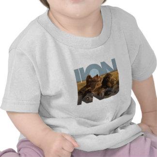Reyes del león camiseta