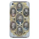 Reyes del oeste americano, c.1880 (engravi de Cle iPod Touch Case-Mate Coberturas