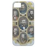 Reyes del oeste americano, c.1880 (engravi del iPhone 5 funda