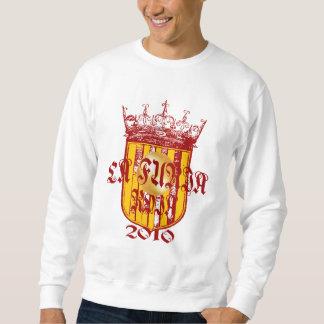 Reyes españoles del futbol del fútbol - La Furia Sudadera
