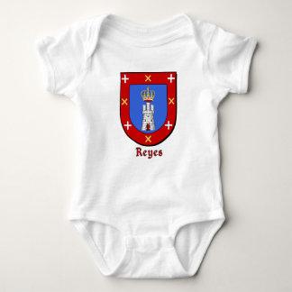 Reyes Family Shield Baby Bodysuit
