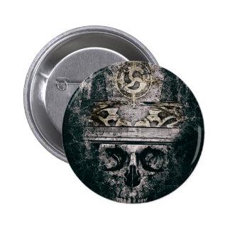 Reyes Head Pin Redondo De 2 Pulgadas