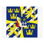 Reyes Personal Standard de Suecia Comunicados Personalizados