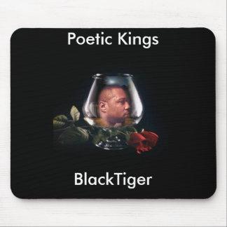 reyes poéticos - mousepad tapetes de ratones