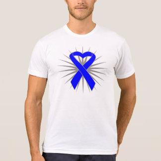 Reye's Syndrome Awareness Heart Ribbon T Shirt
